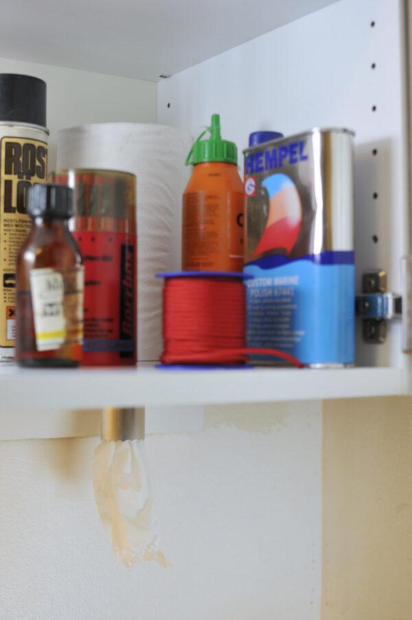 Use RIVRÖRET in your garage or in your workshop!